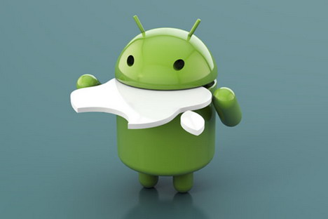 android_eating_apple_2