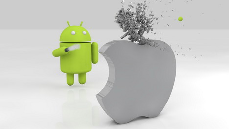 android_shooting_apple