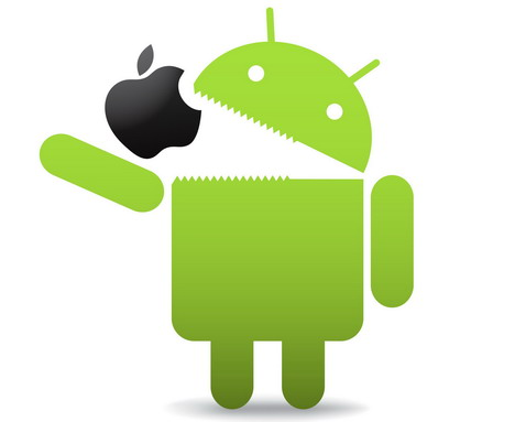android_swallowing_apple