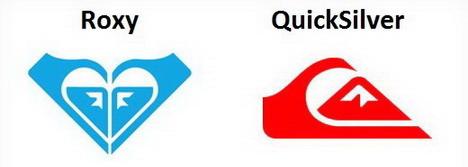 roxy_quicksilver_logo