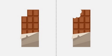 2_ways_of_eating_chocolate