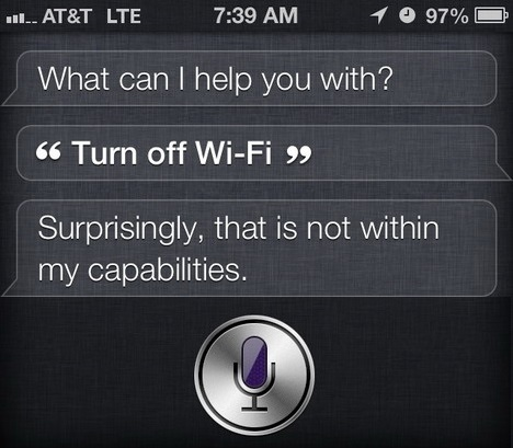 can_siri_turn_off_wifi