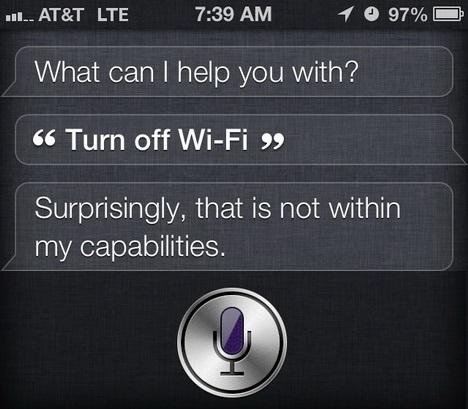 can_siri_turn_off_wifi
