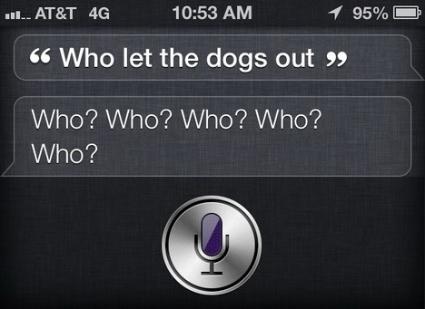 siri_who_let_the_dogs_out