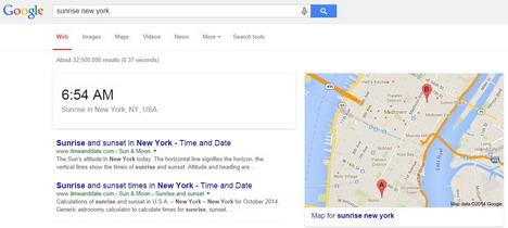google_search_sunrise_sunset_times