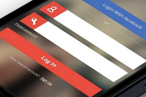 mobile-website-login