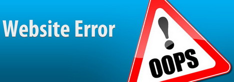 website-error
