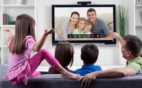 skype-on-tv
