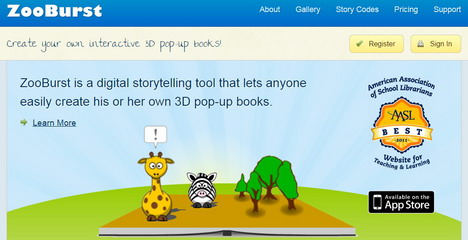 zooburst-story-telling-tool