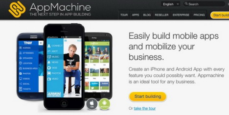 appmachine-mobile-app-development-platform