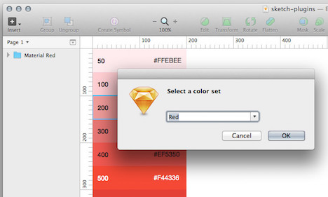 material-design-color-palette-plugins
