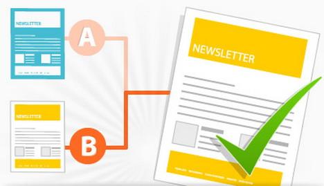 testing-newsletter