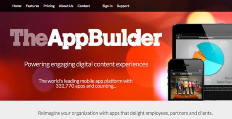 the-app-builder-mobile-app-development-platform