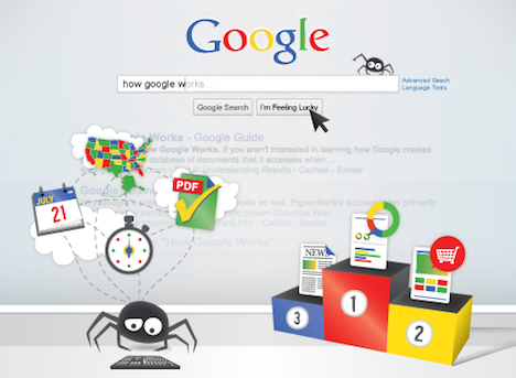 how-google-search-engine-works