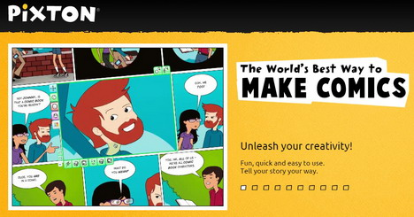 pixton-online-comic-maker