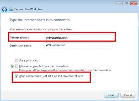 type-internet-address