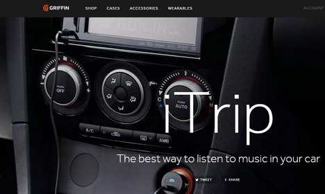 griffin-itrip-app-for-car