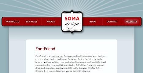 font-friend