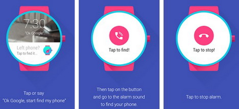 find-my-phone-android -wear