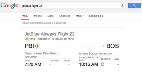 google-search-flights
