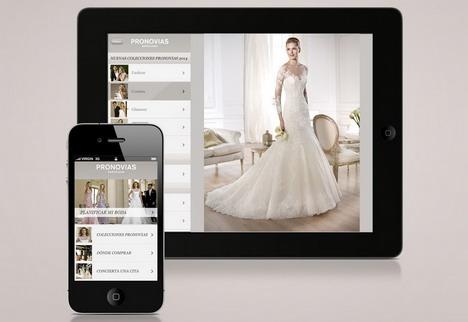 pronovias-mobile-app