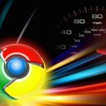 how to change chrome download speed