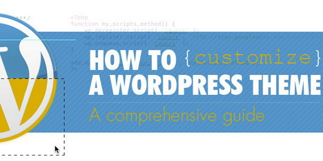 wordpress-theme-customization