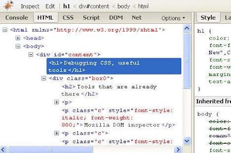 css-debugging-tools