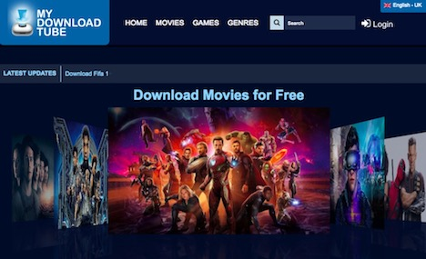 most popular hollywood movies download sites
