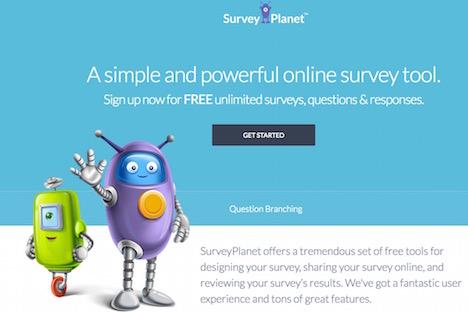 survey-planet