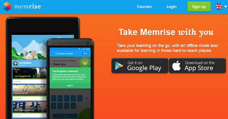 memrise-english-app