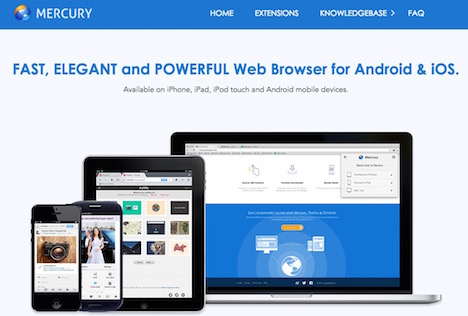 mercury-mobile-web-browser