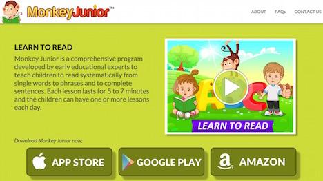 monkey-junior-games
