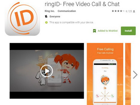 ringid-secret-chat-app