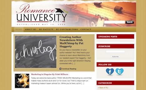 romance-university