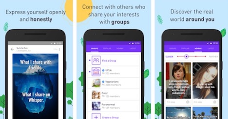 whisper-secret-chat-app