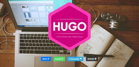 hugo-static-website-generators
