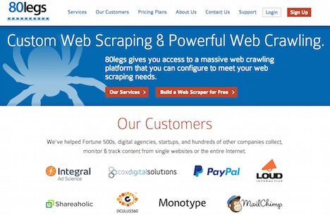 15 Web Scraping Services to Extract Online Data - Quertime