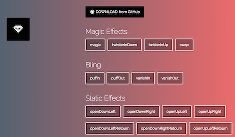 css3-magic-animation