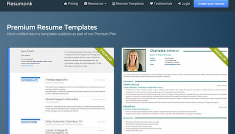 free-resume-template