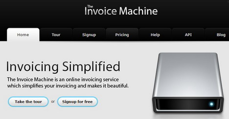 invoice-machine