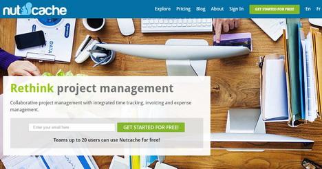 nutcache-online-project-management
