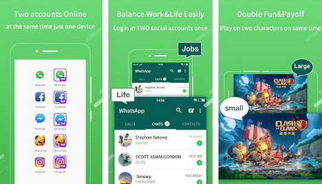 Top 25 Android Apps to Manage Multiple User Accounts - Quertime