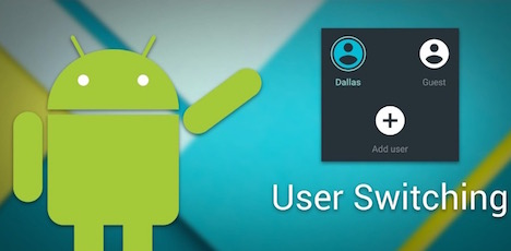 android multi account app