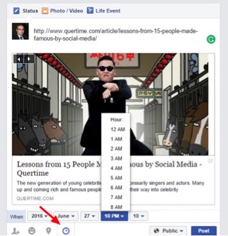 facebook-scheduling-feature