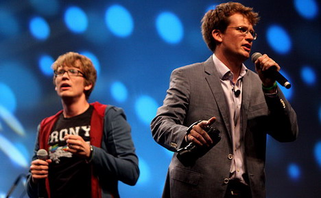 john-and-hank-green