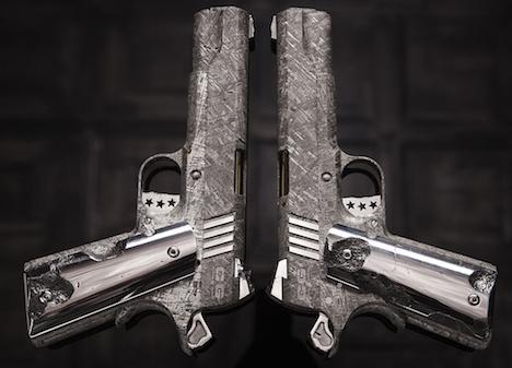 meteorite-pistols