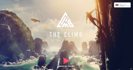 the-climb-vr-game