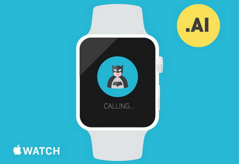 free-apple-watch-template-illustrator