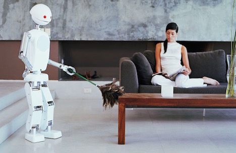 home-chore-robot
